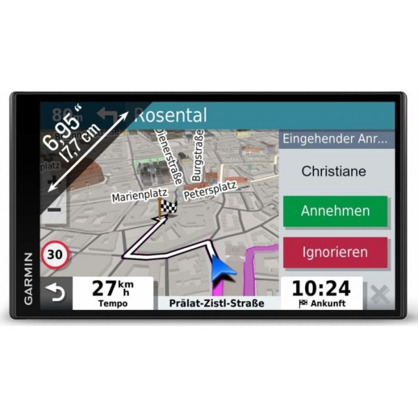 Навигатор Garmin DriveSmart 65 Full EU MT-S