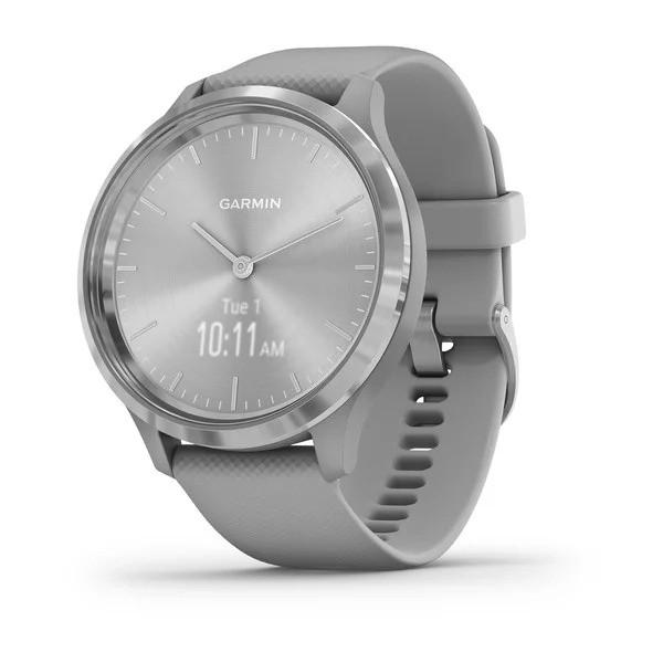Умные часы серые Garmin Vivomove 3
