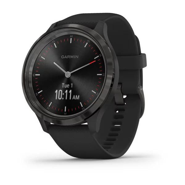 Умные часы черные Garmin Vivomove 3