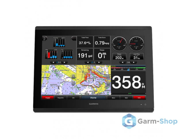 GPSMap 8417 MFD 010-01510-00 в фирменном магазине Garmin