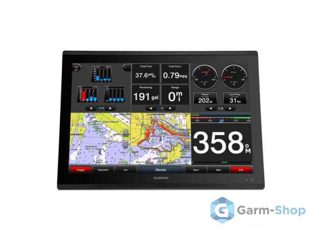 Приборная панель Garmin GPSMap 8424 MFD