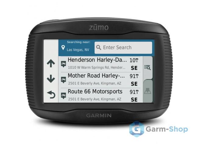 zumo 345 LM 010-01602-12 в фирменном магазине Garmin