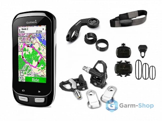 Vector, Edge 1000 HRM3 NR010-00994-03EDGEHRMCAD в фирменном магазине Garmin