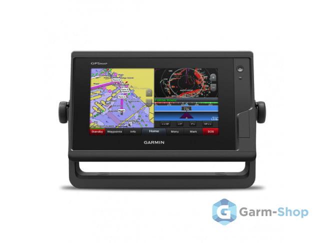 Gpsmap 722 010-01738-00 в фирменном магазине Garmin