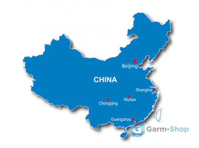 Navteq City Navigator: China NT 2011.40 010-11214-00 в фирменном магазине Garmin