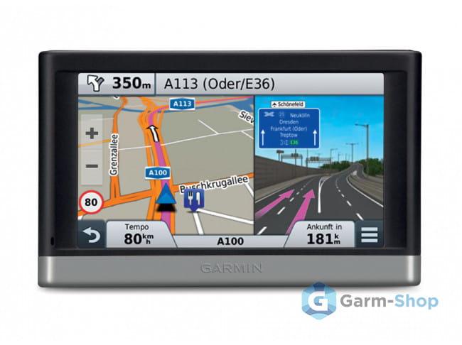 nuvi 2497LMT Europe 010-01124-33 в фирменном магазине Garmin