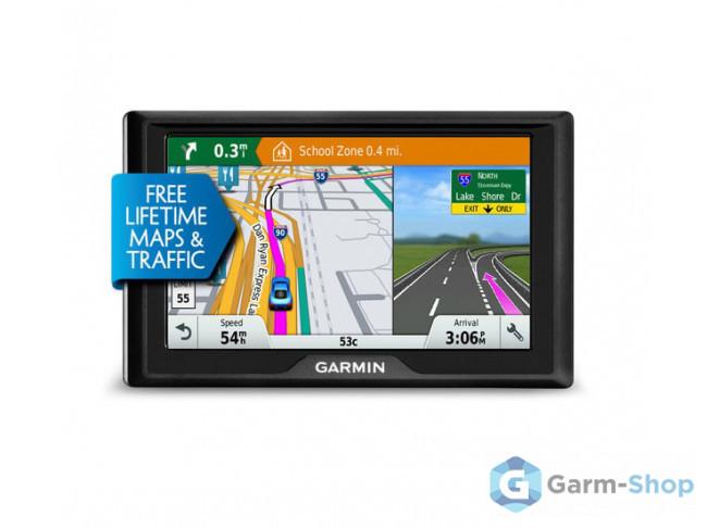 Drive 50 LM Europe 010-01532-12 в фирменном магазине Garmin