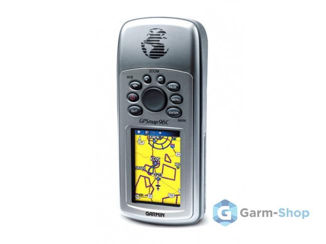 Gpsmap 96C (Color) 010-00384-03 в фирменном магазине Garmin