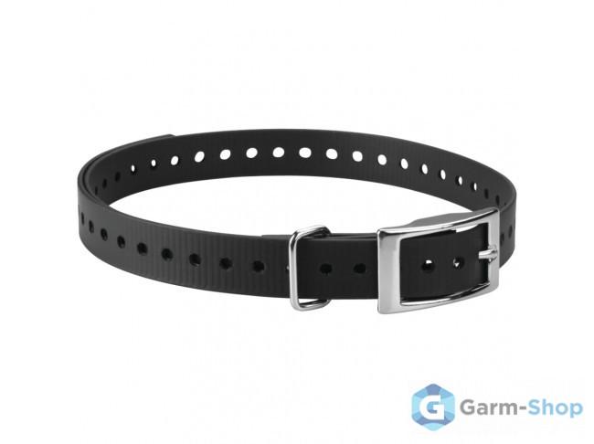 Ошейник (полиуретан) черный Garmin для Barklimiter, Delta 19 мм