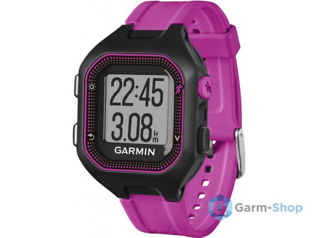 Forerunner 25 010-01353-30 в фирменном магазине Garmin
