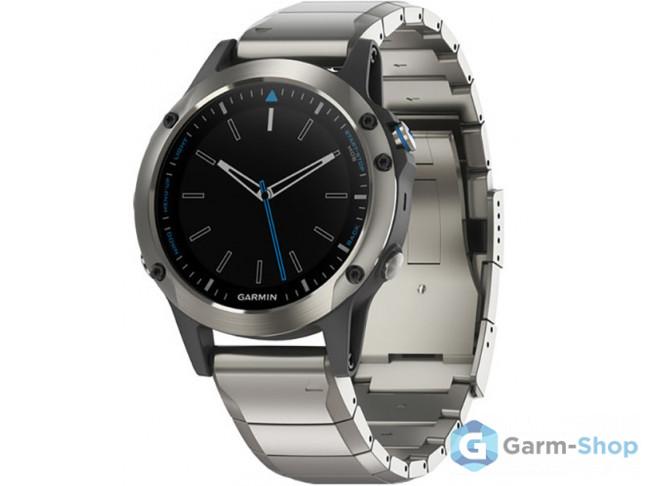 Quatix 5  Sapphire 010-01688-42 в фирменном магазине Garmin