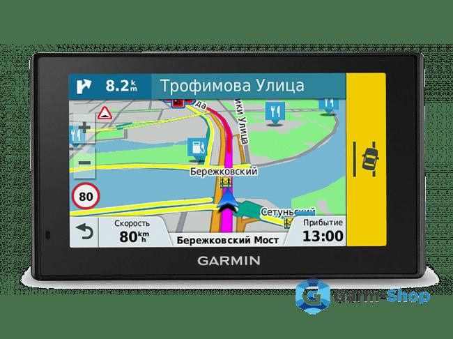 DriveAssist 51 RUS LMT 010-01682-46 в фирменном магазине Garmin