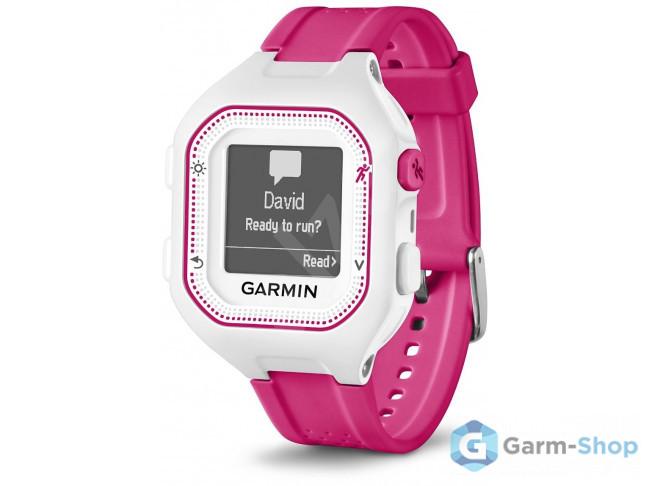 Forerunner 25 010-01353-71 в фирменном магазине Garmin