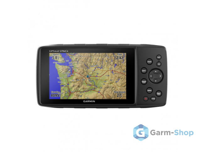 Gpsmap 276Cx NR010-01607-03R6 в фирменном магазине Garmin