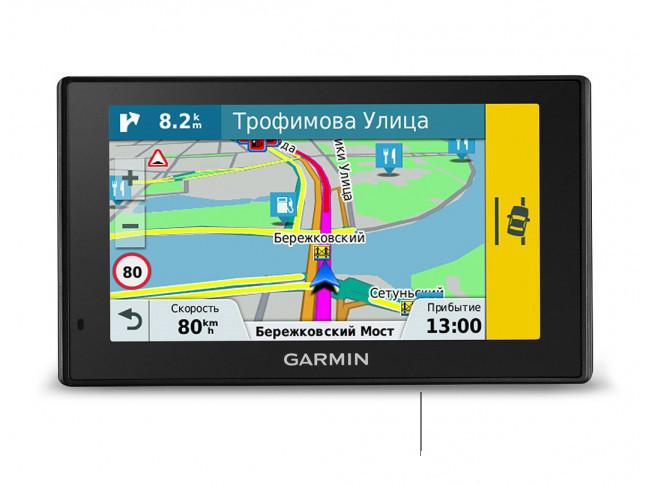 DriveAssist 50 LM Europe 010-01541-17 в фирменном магазине Garmin
