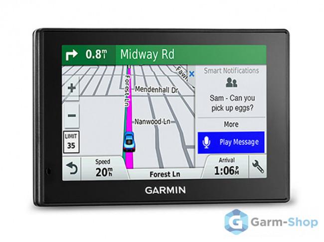 DriveAssist 51 LMT-S  Europe 010-01682-12 в фирменном магазине Garmin