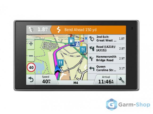 DriveLuxe 50 LMT  Europe 010-01531-11 в фирменном магазине Garmin