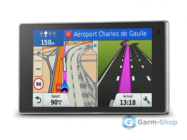 DriveLuxe 50LMT-D Europe 010-01531-10 в фирменном магазине Garmin