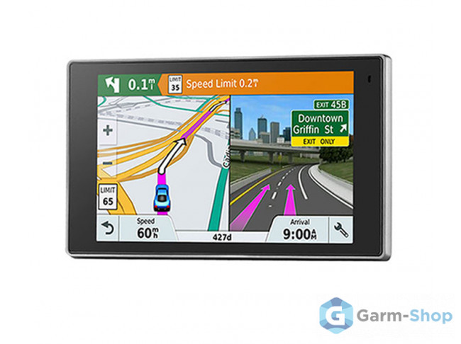DriveLuxe 51 LMT-D  Europe 010-01683-13 в фирменном магазине Garmin