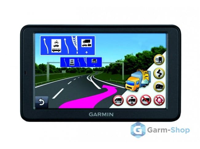 Dezl 560 LMT Europe 010-00897-12 в фирменном магазине Garmin