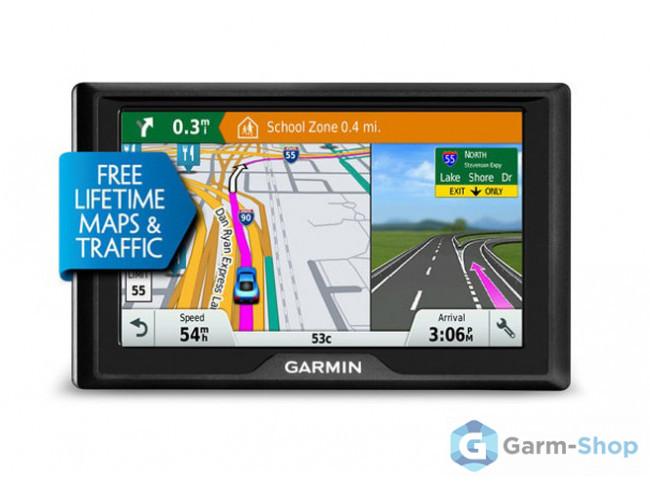 Drive 50 RUS LMT 010-01532-45 в фирменном магазине Garmin
