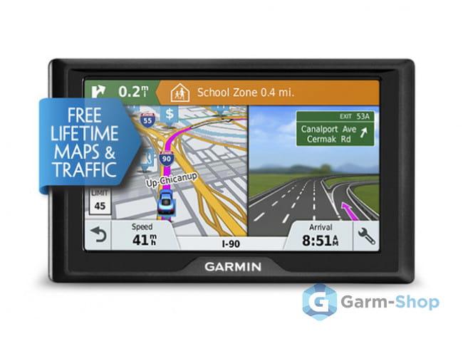 Drive 51 LMT-S  Europe 010-01678-12 в фирменном магазине Garmin