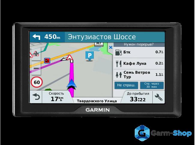 Drive 60 LMT Europe 010-01533-11 в фирменном магазине Garmin