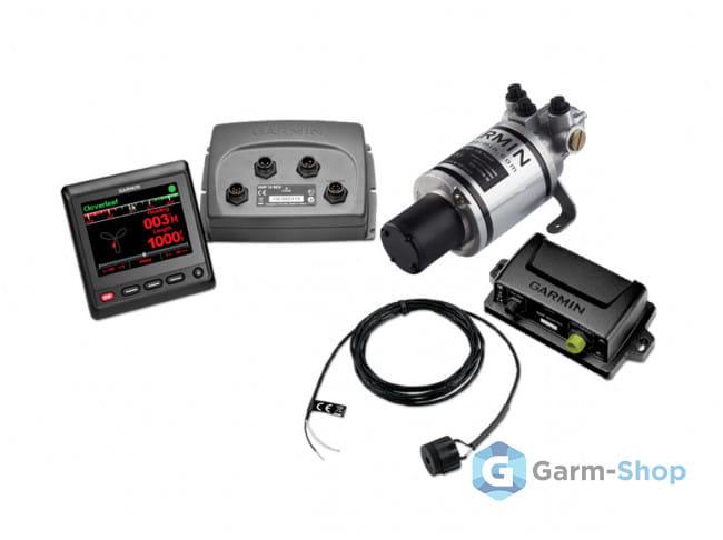 Автопилот гидравлический с GHC 20 Garmin GHP Compact Reactor
