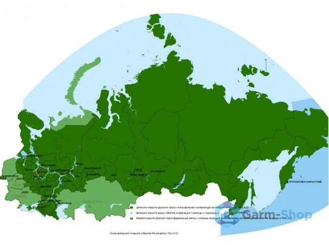 Карта Глубин Нижний Дон