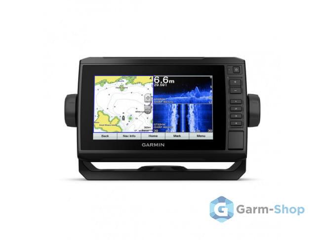 Echomap Plus 72sv 010-01896-01 в фирменном магазине Garmin