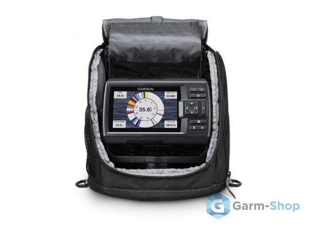 Striker Plus 5cv с датчиком GT8HW-IF 010-01872-21 в фирменном магазине Garmin