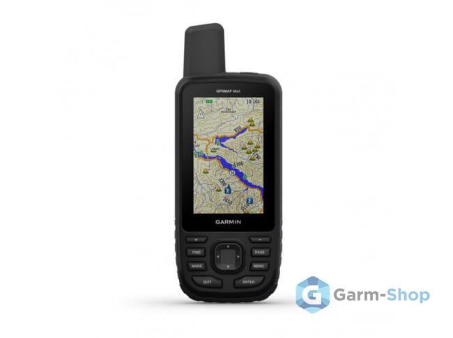 Gpsmap 66st 010-01918-14 в фирменном магазине Garmin