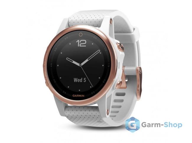 Fenix 5s Sapphire 010-01685-17 в фирменном магазине Garmin
