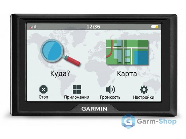 Drive 51 RUS LMT 010-01678-46 в фирменном магазине Garmin