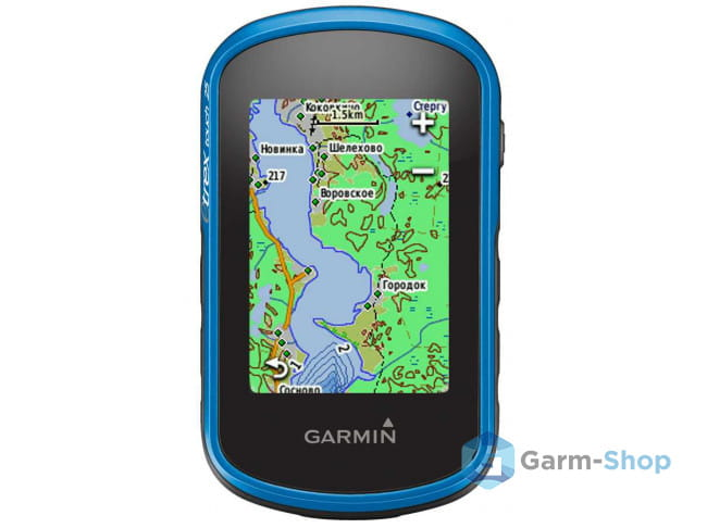 eTrex touch 25 010-01325-03 в фирменном магазине Garmin