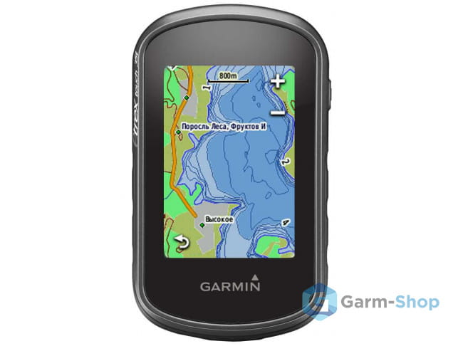 eTrex touch 35 010-01325-14 в фирменном магазине Garmin