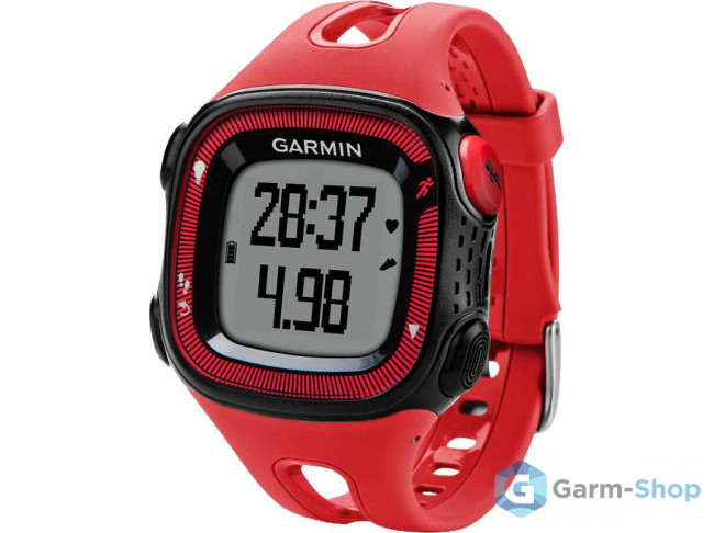 Forerunner 15 HRM 010-01241-51 в фирменном магазине Garmin