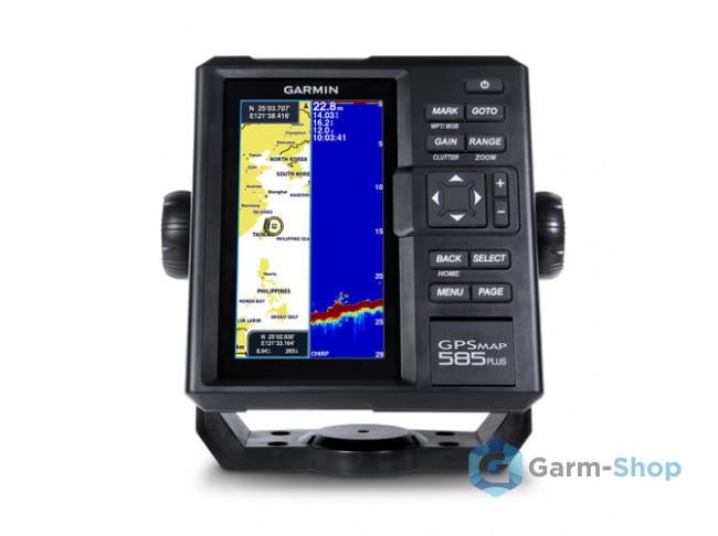 Gpsmap 585 plus 010-01711-00 в фирменном магазине Garmin