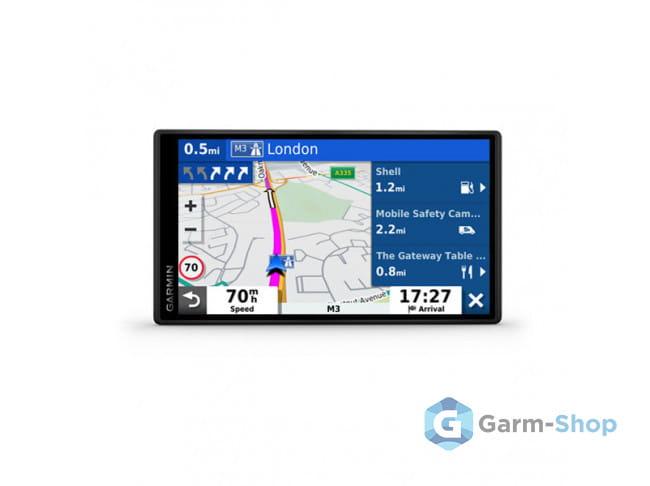 DriveSmart 55 Full EU MT-D 010-02037-13 в фирменном магазине Garmin