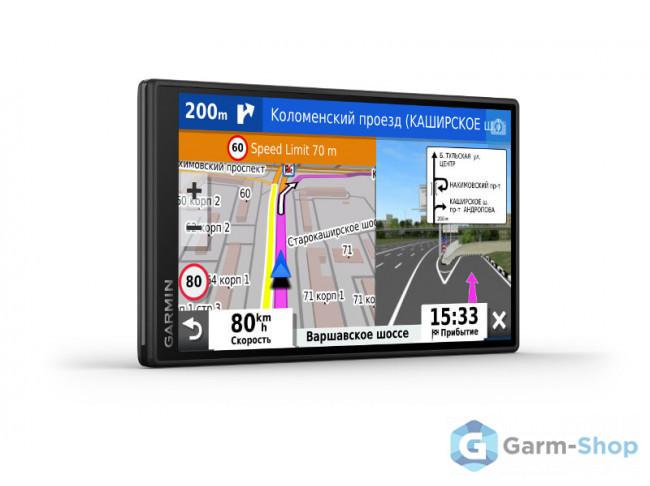 DriveSmart 55 Russia MT 010-02037-46 в фирменном магазине Garmin