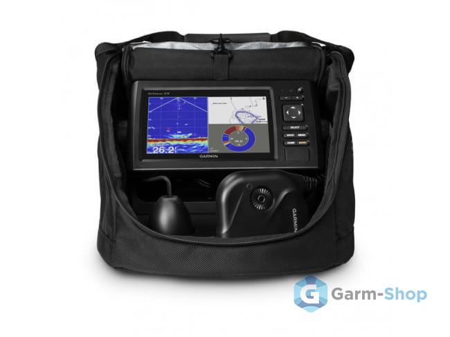 Echomap chirp 72cv Panoptix PS22 IceBundle 010-01570-20 в фирменном магазине Garmin