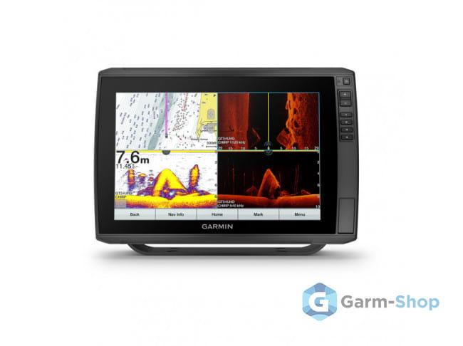 ECHOMAP Ultra 122sv  с трансдьюсером GT54UHD-TM 010-02113-01 в фирменном магазине Garmin