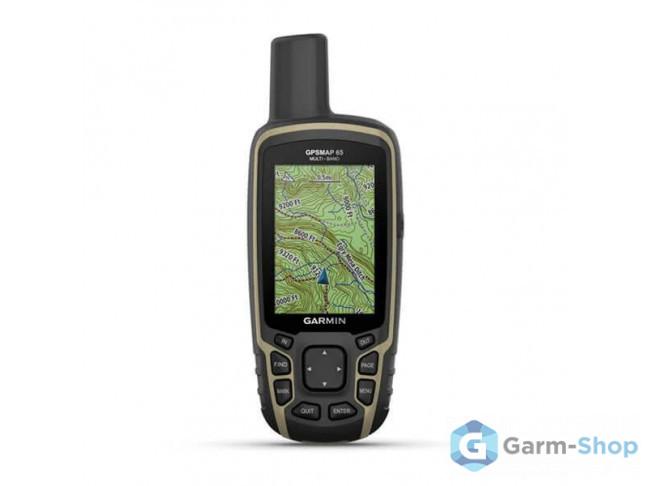 GPSmap 65 010-02451-03 в фирменном магазине Garmin