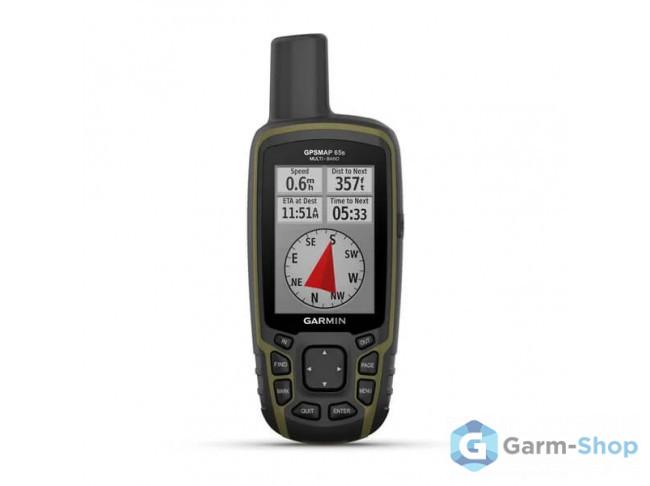 GPSmap 65 010-02451-13 в фирменном магазине Garmin