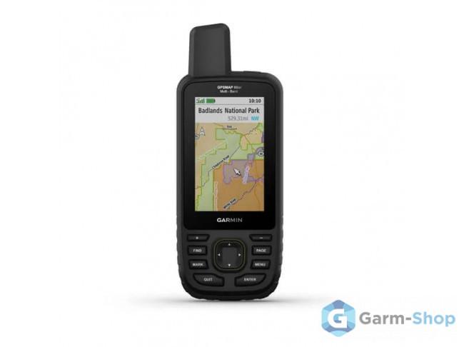GPSmap 66sr 010-02431-03 в фирменном магазине Garmin