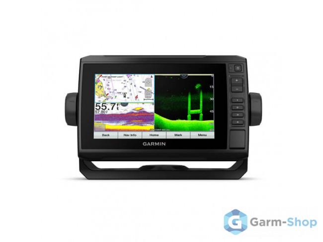 ECHOMAP UHD 72cv (без датчика в комплекте) 010-02333-00 в фирменном магазине Garmin