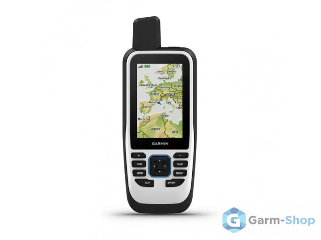 GPSMAP 86s 010-02235-01 в фирменном магазине Garmin