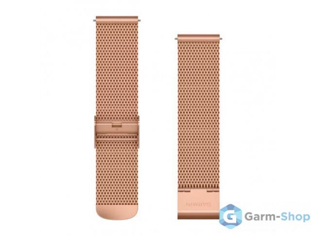 Quick Release 20 мм (металлический) миланская петля, с покрытием 010-12924-24 в фирменном магазине Garmin