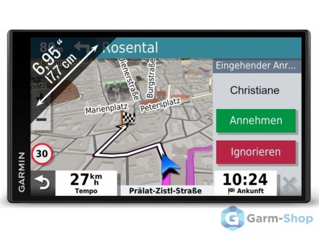 DriveSmart 65 Full EU MT-S 010-02038-12 в фирменном магазине Garmin